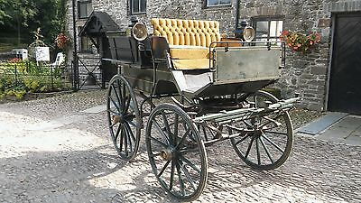 Wagonnette, Horse Drawn Carriages