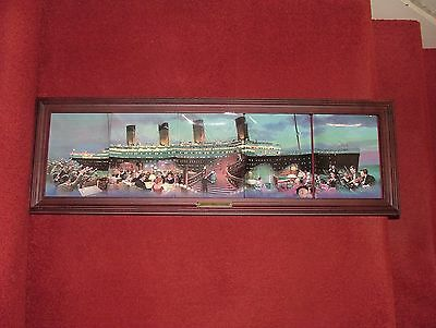 RMS Titanic Special Collectors Picture