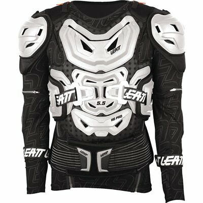 Leatt 5.5 Body Protector Motorcycle Protection