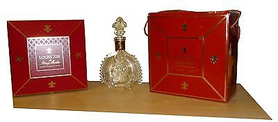 Louis x111 Grand Champagne Cognac Crystal Decanter