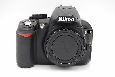NIKON D3100 14.2MP 3''Screen Digital Camera WITH BATTERY - LOW SHUTTER COUNT: 71