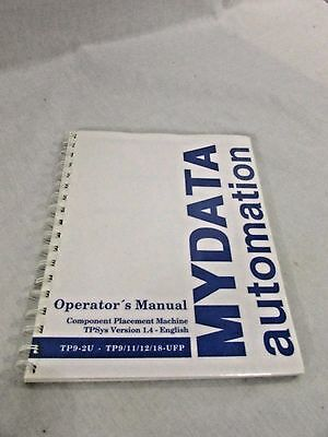 Thermal Dynamics Pak-5XR Plasma Cutter Operator Service /& Parts  Manual  *339
