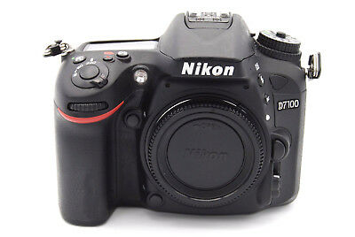Nikon D D7100 24.1MP Digital SLR Camera - Black (Body Only)