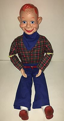 ©Eegee  Howdy Doody Ventriloquist Doll   **167