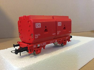 Roco 47705 DBAG Wagon With Coal Containers