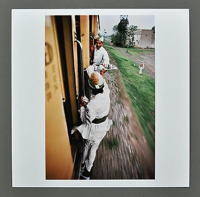 Steve McCurry Magnum Archival Photo Print 15x15cm Pakistan 1983 Signed Signiert