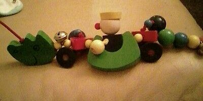 babies wooden toy