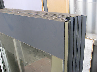 MIRROR, plain glass sheet 1150mm x 1110mm x 4mm (only 1 sheet available)