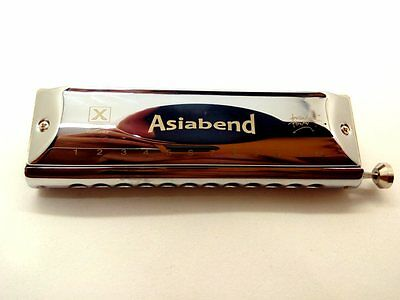 AsiaBend Hamonica - The Soulfullest harmonica ever made!