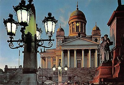BR85395 helsinki helsingfors the cathedral suomi finland