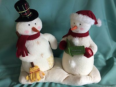 "Hallmark Jingle Pals ""Mr. & Mrs. Snowman""  (Video)"