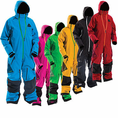 TOBE Vivid Mono Suit Snowmobile One-Piece Snow Outerwear Gear