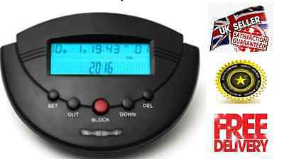New Fsk/dtmf Call Blocker Stop Nuisance Calls, Scammers,ppi, Rouge As Seen On Tv