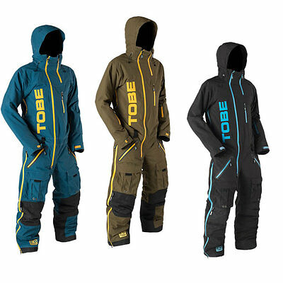 TOBE Opus Insulated Mono Suit One-Piece Snowmobile Outerwear Gear