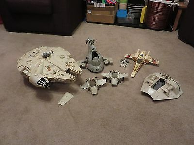 Vintage Star Wars Millenium Falcon Bundle
