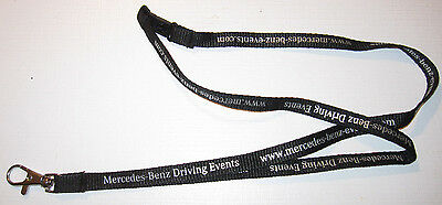 Mercedes Benz Driving Events Schlüsselband Lanyard NEU (T83)