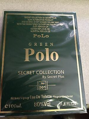 Our Version Polo Green Cologne