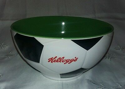 Kelloggs 2002 Football Bowl Pitch Black Green White New Collectable Rare