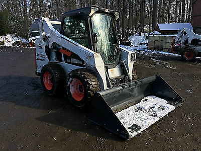 2014 Bobcat S570 Skid Steer