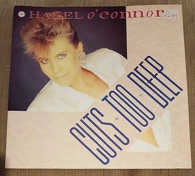 "HAZEL O'CONNOR - Cuts Too Deep ~12"" Vinyl Single"