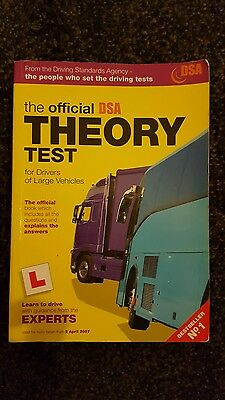 the official dsa theory test for drivers of large vehicles