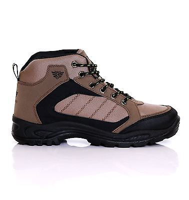 Mens Outdoor Trail Hiking Trekking Walking Snow Size 9 Boots Shoes Footwear
