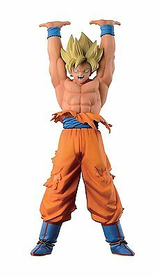 Banpresto Dragon Ball SUPER SAIYAN GOKU Figure Give Me Energy Spirit Bomb