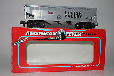 American Flyer #6-48494 Nasg Lehigh Valley Covered Hopper Car Car, Boxed