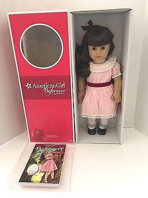 American Girl Samantha Doll & Paperback Book  Brand NEW in AG Box   NRFB