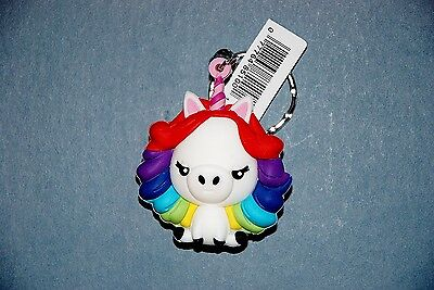 Disney Figural Keyring Series 8 3 Inch Rainbow Unicorn