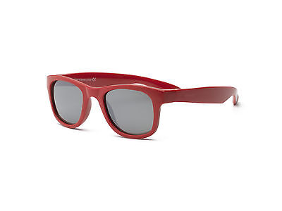 Real Kids Shades - Surf 4+ Red | Flexible Frames | 100% UV Protection