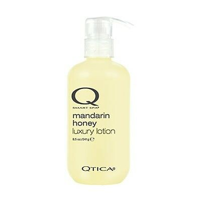 QTICA SMART SPA Mandarin Citrus Luxury Lotion 8.5 oz