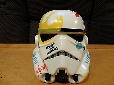 Star Wars Helmet and watch, Disney, Authentic, New in Box
