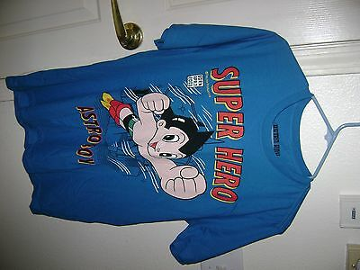 Astro Boy Mighty Atom Tezuka T Shirt XL Boy's Men's Extra Large Official License
