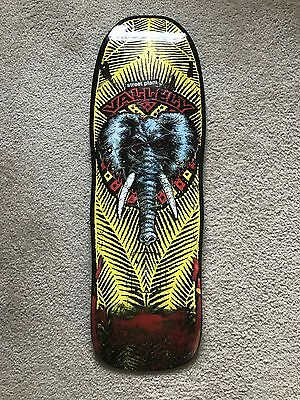 Street Plant Public Domain Mike Vallely Skateboard Deck Rare Sold Out Signed