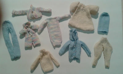 Barbie knitted clothing