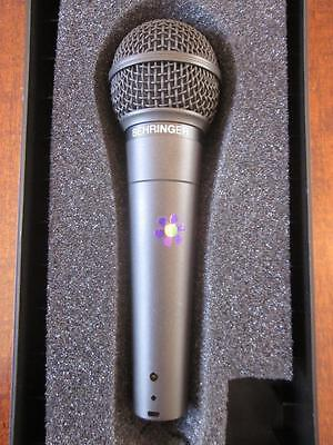 Behringer Ultra Voice Xm8500 Microphone Boxed