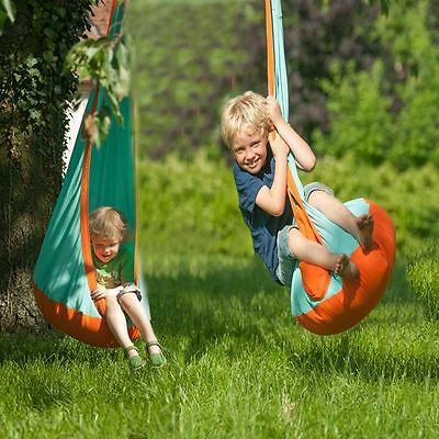 Children Kids Unique Hammock Autism Cotton Therapy SENSORY ADHD relax Outdoor