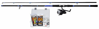 Shakespeare Catch More Fish Combos - Rod, Reel & Tackle Bait combo Fishing Sets
