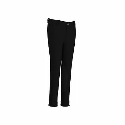 TuffRider starter lowrise pull on jods riding breeches pants Lets Ride sz 14 NEW