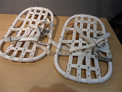 Swedish Snow Shoes  Military Good Used Condition