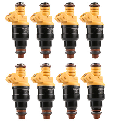 Set(8) Fuel Injectors Ford for F150 F250 F350 93-03 V8 Replaces 0280150718
