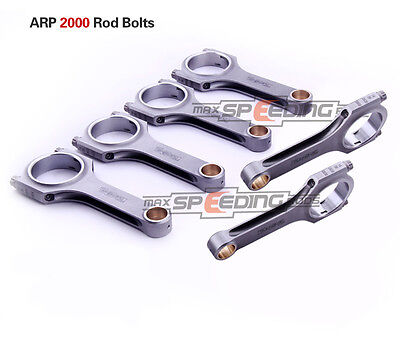 Connecting Rod Rods ConRod for Audi A4 B5 S4 Quattro 2.7 L 154mm MUK