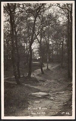 Hirst Wood, Saltaire, Bradford, West Yorkshire, Rp