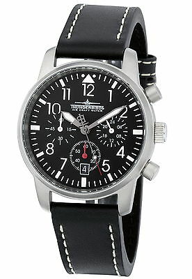 Thunderbirds Multipro 1067-2 Neu Chronograph Fliegeruhr  Herren Uhr  Pilot Watch