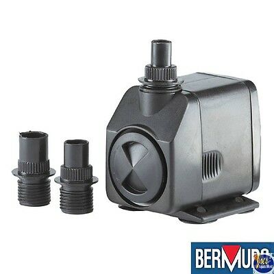 Bermuda Water Feature Pond Pump 1590 ( Pump ONLY )