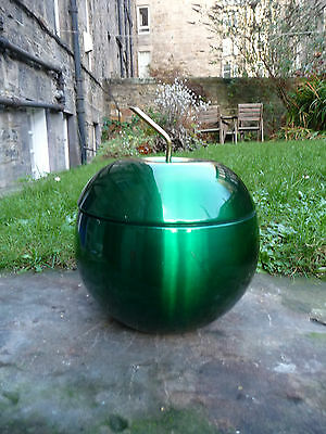 Vintage  1960S Daydream Retro Apple Shaped Ice Bucket