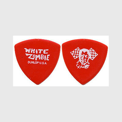 White Zombie Sean Yseult authentic 1995 tour Guitar Pick