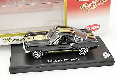 Kyosho Museum Collection 1/43 Shelby Gt 350H #03122H Avec Sa Boite