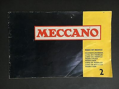 Meccano Book Of Models #2